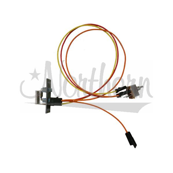 BM2611 Blower Switch Update Kit - Case/ IH