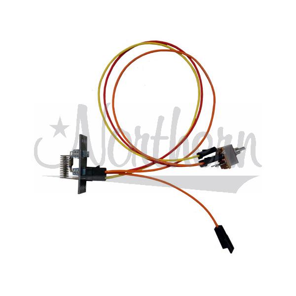 BM2616 Blower Motor Switch Update Kit Oe F63866