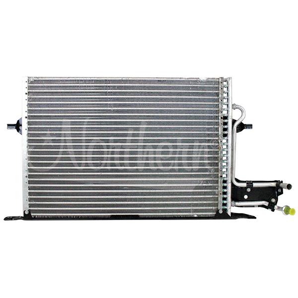 CD40050 Condenser - 20 13/16 x 15 9/16 x 1 Core