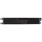 CD40063 Condenser - Rear Auxiliary- 26 3/4 x 5 1/16 x 7/8 Core