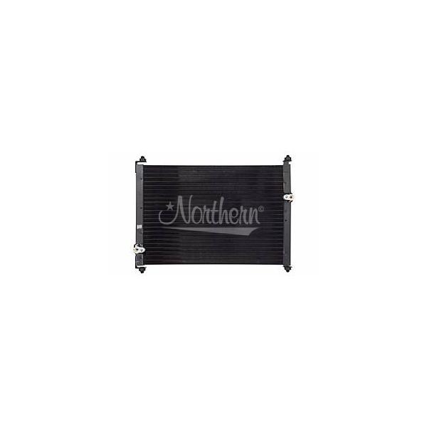 CD40069 Condenser - 21 3/4 x 16 11/16 x 1 Core