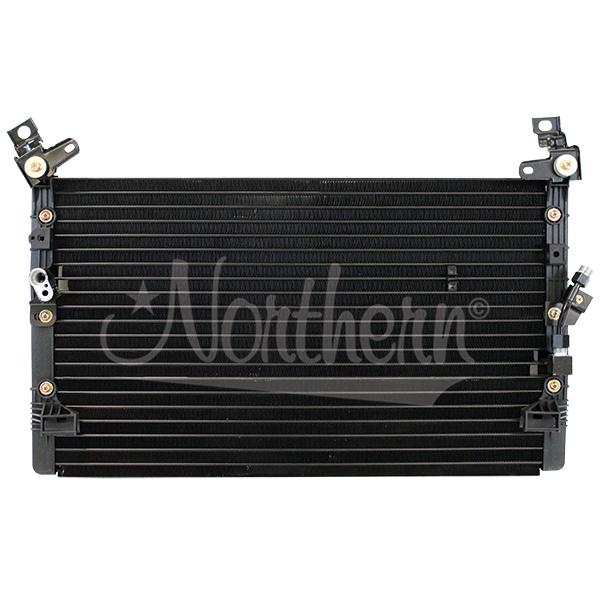 CD40133 Condenser - 22 1/16 x 13 5/8 x 1 Core