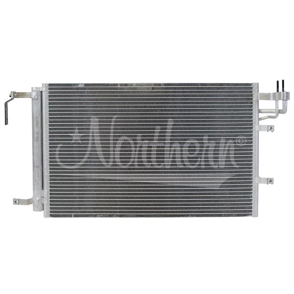 CD40410 Condenser - 22 3/8 x 14 1/8 x 5/8 Core