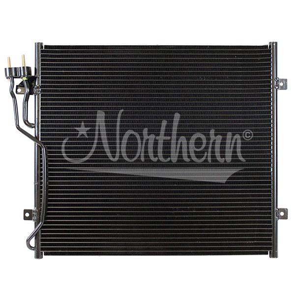 CD80371 Condenser - 19 1/2 x 17 1/2 x 3/4 Core