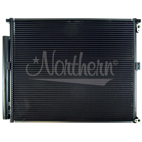 CD80408 Condenser - 22 1/2 x 18 3/4 x 3/4 Core