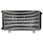 CR1000 Saab Radiator - 23 3/8 x 12 3/4 x 1 1/4 Core