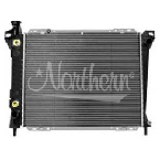 CR1124 Radiator - 22 1/2 x 18 3/8 x 2 1/4 Core