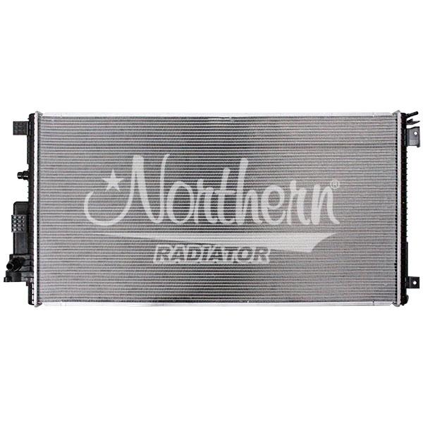 CR13716 Auxiliary Radiator - 39 1/4 x 20 5/8 x 1 5/8