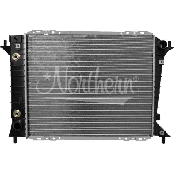 CR1551 Radiator - 22 3/8 x 18 3/8 x 1 Core