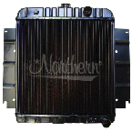 CR355 Radiator - 18 5/8 x 17 7/8 x 1 1/4 Core
