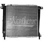 CR897 Radiator - 18 x 18 3/8 x 1 Core