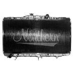 CR931 Radiator - 12 3/4 x 26 3/8 x  5/8 Core