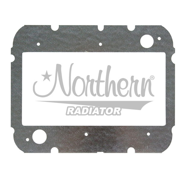 HR2058 1957 Chevy Heater Mount Plate