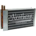 HR9938 Kenworth Heater - 12 1/8 x 8 x 2 1/2 Core
