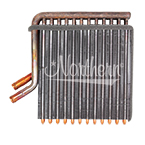 HR9940 Freightliner Heater - 8 3/4 x 9 1/2 x 1 1/2 Core