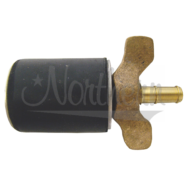 RW0003-118-1 1-1/8 Inch Sta-Tite Expansion Plug - Open Stem