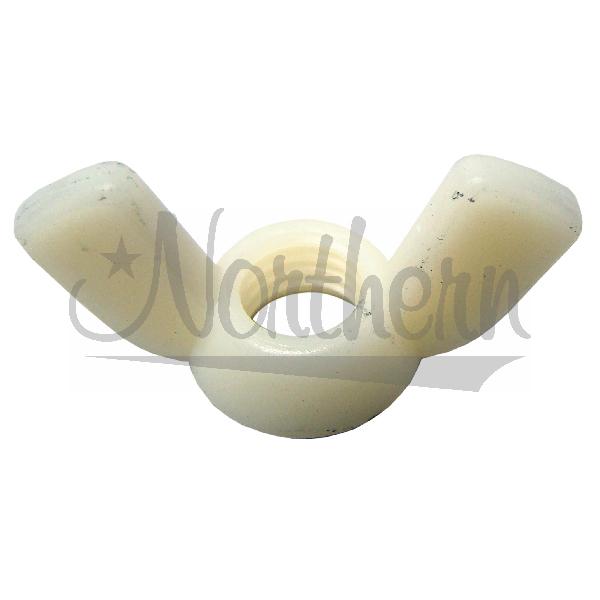 RW0003-3E 1/2 - 13 Nylon Wing Nut