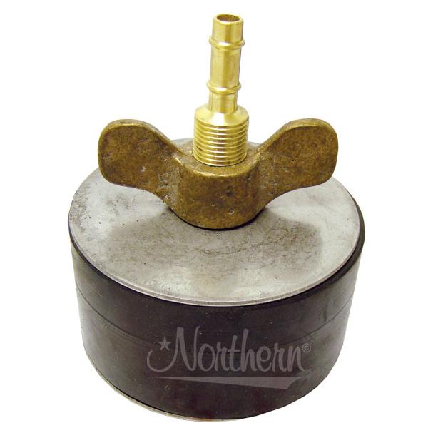 RW0003-400-1 4 Inch Sta-Tite Expansion Plug - Open Stem