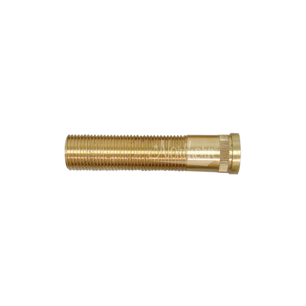 RW0003-7-9 5/8 Inch Brass Closed Stem - 3 Inch Long