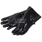 RW0013 14 1/2 Inch Black Pylox Coated Gloves - Pair