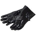 RW0013 14 1/2 Inch Black Pylox Coated Gloves - Pair