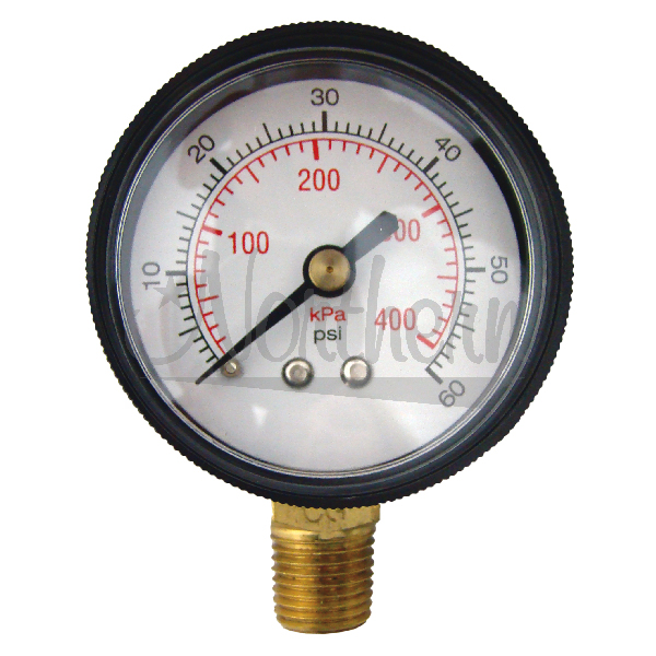 RW0039-2 Gauge Only For Rw0039 Regulator