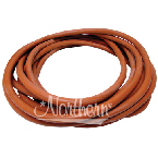 RW0047 Red Test Hose - 25 Ft Roll