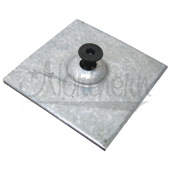 RW0050-7 Square Replacement Pad For Rw0050-3 & Rw0050-5
