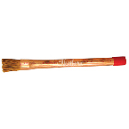 RW0104-2 Copper Handle 1 1/8 Inch x 9 Inch Long Monster  Swab