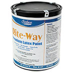 RW0115-1 Black Premium Latex Paint - 1 Gallon