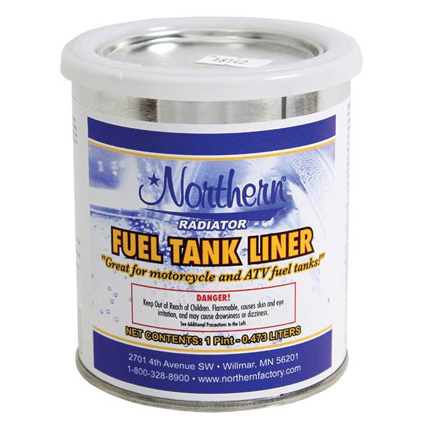 Fuel Tank Liner : Northern factory fuel tank liner pint