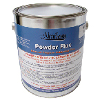 RW0137-50 White Powder Soldering Flux - 50 Lb Pail