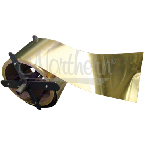 RW0151 Soft Brass Sheeting Per Foot