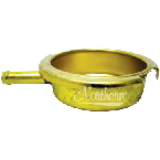 RW0177-1 Brass Large Filler Neck With Overflow Tube