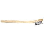 RW0216 3 Row Wood Handle Mini Brush