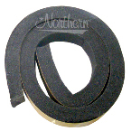 RW2300 Heater Sealing Foam -  3/4 Inch Thick x 1 1/4 Inch Wide x 25 Ft Roll