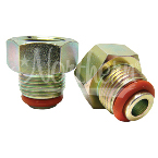 RW8044 Adapters - M20-1.5 Male O-Ring x 3/4 Uns Female O-Ring (Pair)