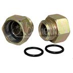 RW8047 Adapters - 3/4 Npt Male x 1-1/16-14 Unf O-Ring (2 Pk)