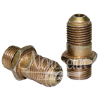 RW8077 Adapters - 5/8-18 Inverted Flare x M16-1.5 Male 45 Degree Flare