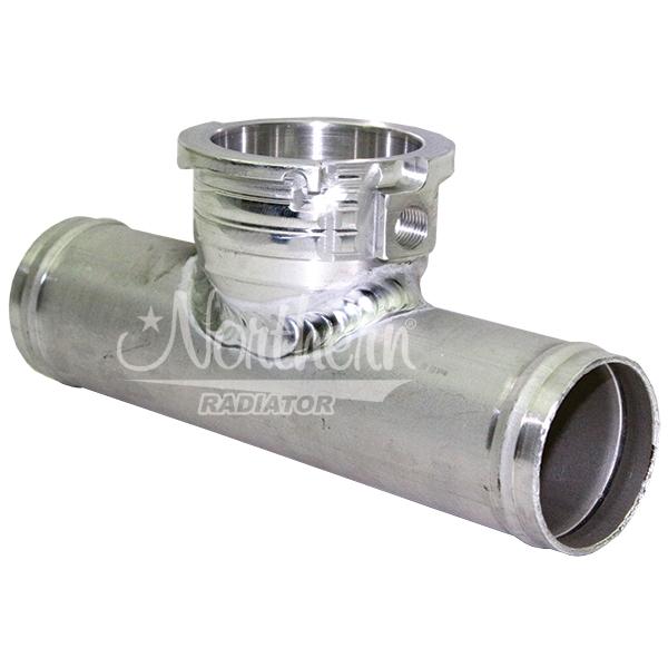 """Z12006 1 1/2""""  Cooling System Filler Neck Tee"""