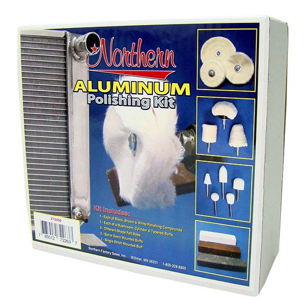 Z12450 Aluminum Polishing Kit
