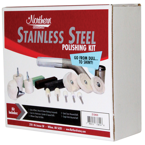 Z12455 Stainless Steel Polishing Kit