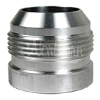 Z17545 Weldable Bung An 20 Thread Size 1 5/8-12 Sae