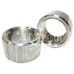 Z17552 Weldable Pipe Thread Bung - 1 Npt 2 Pk
