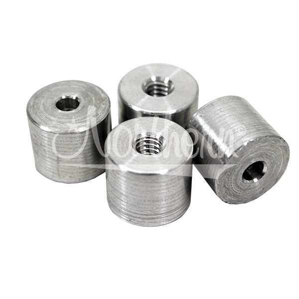 Z17555 1/4 - 20 Machined Threaded Boss - 4 Pk