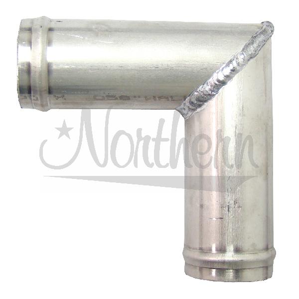 Z17617 1 1/2 90 Degree Aluminum Hose Connection