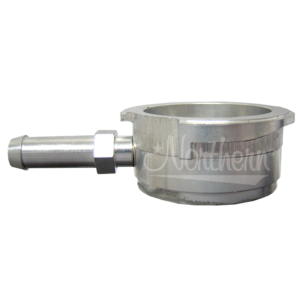 Z17800 Aluminum Machined Filler Neck - 32Mm