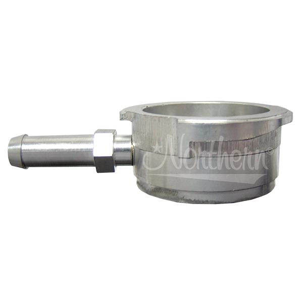 Z17800 Aluminum Machined Filler Neck - 32mm