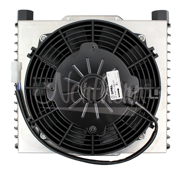 "Z18041 8 x 10 Oil Cooler Kit  With 7 1/2"" Puller Fan"