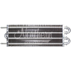 Z18059 Transmission Oil / Power Steering Cooler Kit - 15 5/8 x 5 x 3/4 Overall